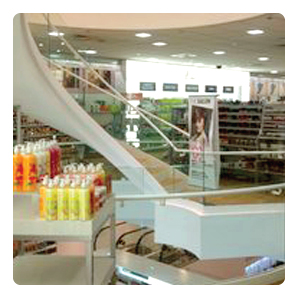 ULTA Beauty store interior